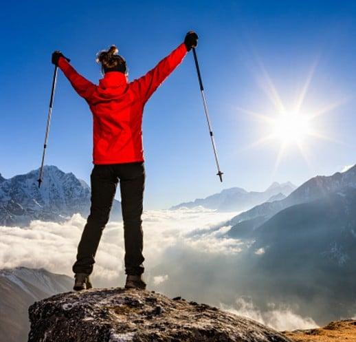 randonnee en altitude