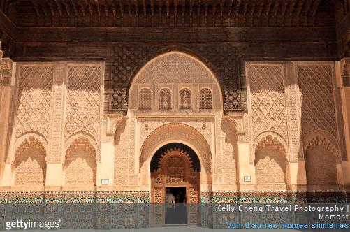 Tout comme Casablanca, Marrakech est une des villes incontournables au Maroc.
